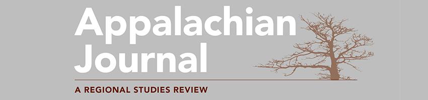 Appalachian Journal Vol 48 No 1-2